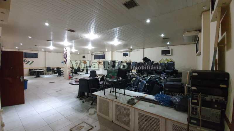 Mesas e cadeiras - Galpão 500m² à venda Vila da Penha, Rio de Janeiro - R$ 2.500.000 - VGA00017 - 12