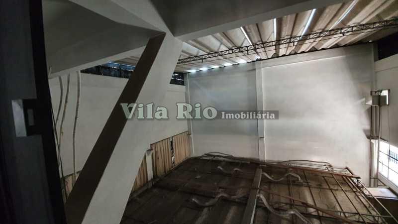 Rebaixamento visto de cima - Galpão 500m² à venda Vila da Penha, Rio de Janeiro - R$ 2.500.000 - VGA00017 - 13
