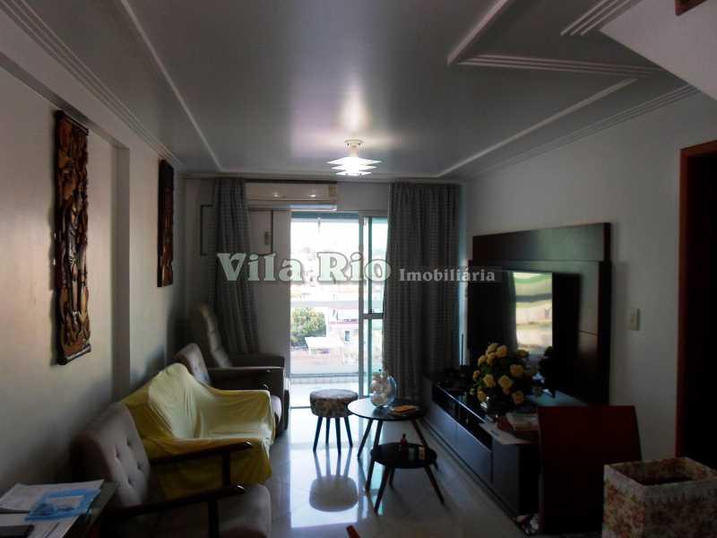 SALA 1 - Cobertura Vila da Penha, Rio de Janeiro, RJ À Venda, 3 Quartos, 116m² - VCO30011 - 3