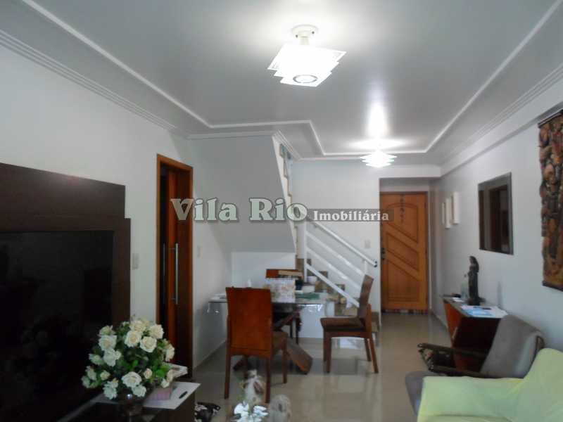 SALA 2 - Cobertura Vila da Penha, Rio de Janeiro, RJ À Venda, 3 Quartos, 116m² - VCO30011 - 1