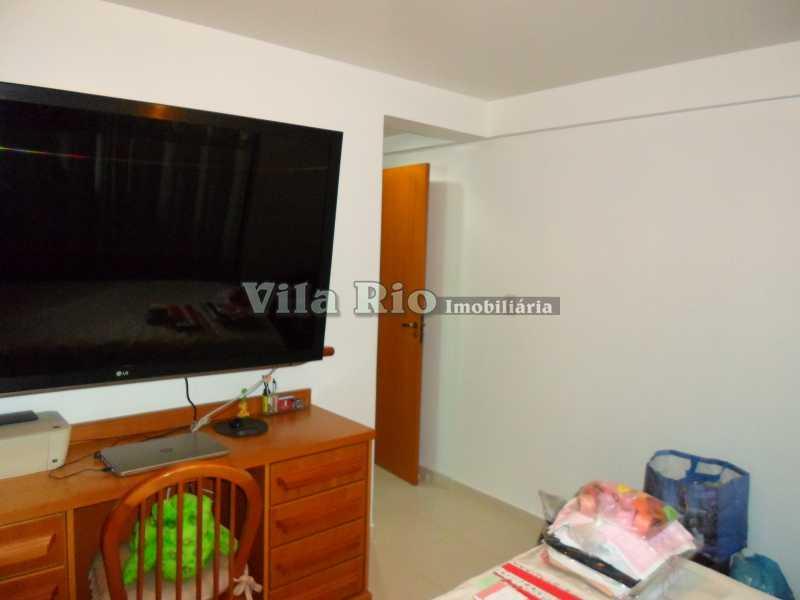 QUARTO 2 - Cobertura Vila da Penha, Rio de Janeiro, RJ À Venda, 3 Quartos, 116m² - VCO30011 - 5