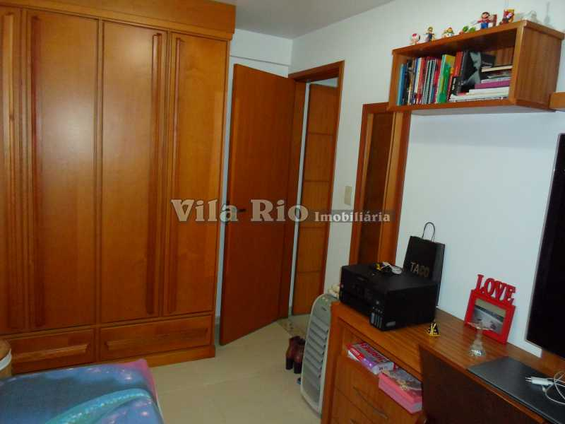 QUARTO - Cobertura Vila da Penha, Rio de Janeiro, RJ À Venda, 3 Quartos, 116m² - VCO30011 - 10