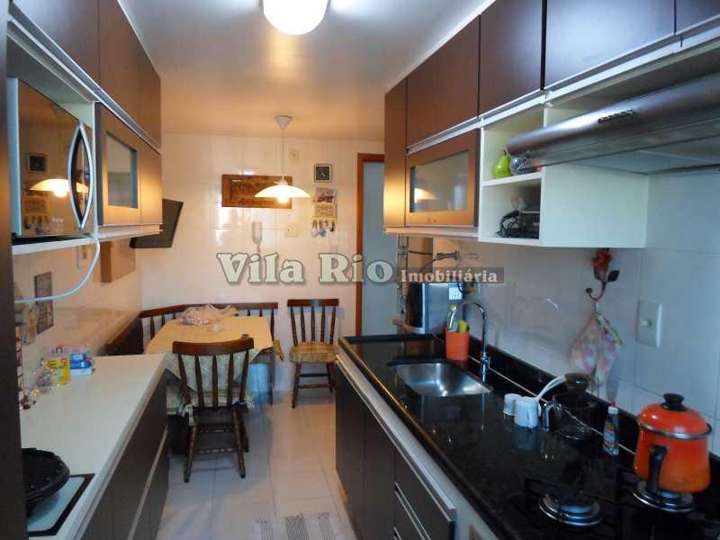 COZINHA 1 - Cobertura Vila da Penha, Rio de Janeiro, RJ À Venda, 3 Quartos, 116m² - VCO30011 - 16