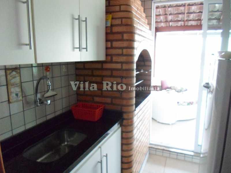 CHURRASQUEIRA - Cobertura Vila da Penha, Rio de Janeiro, RJ À Venda, 3 Quartos, 116m² - VCO30011 - 19