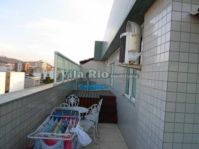 PISCINA - Cobertura Vila da Penha, Rio de Janeiro, RJ À Venda, 3 Quartos, 116m² - VCO30011 - 27