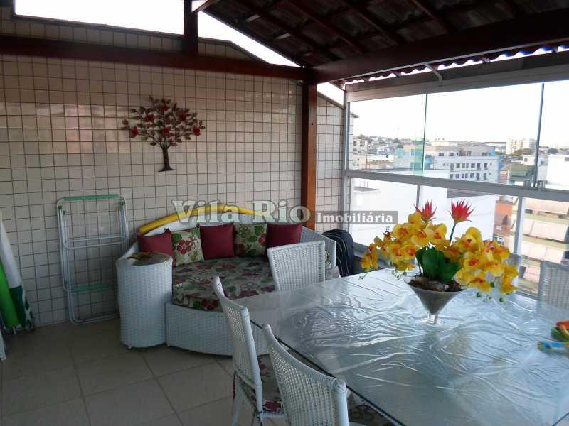 TERRAÇO 2 - Cobertura Vila da Penha, Rio de Janeiro, RJ À Venda, 3 Quartos, 116m² - VCO30011 - 29