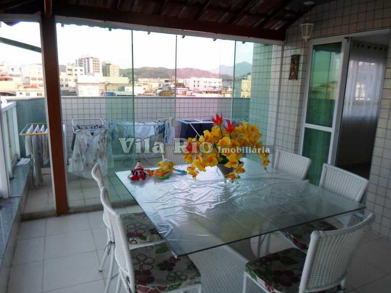 TERRAÇO 3 - Cobertura Vila da Penha, Rio de Janeiro, RJ À Venda, 3 Quartos, 116m² - VCO30011 - 30
