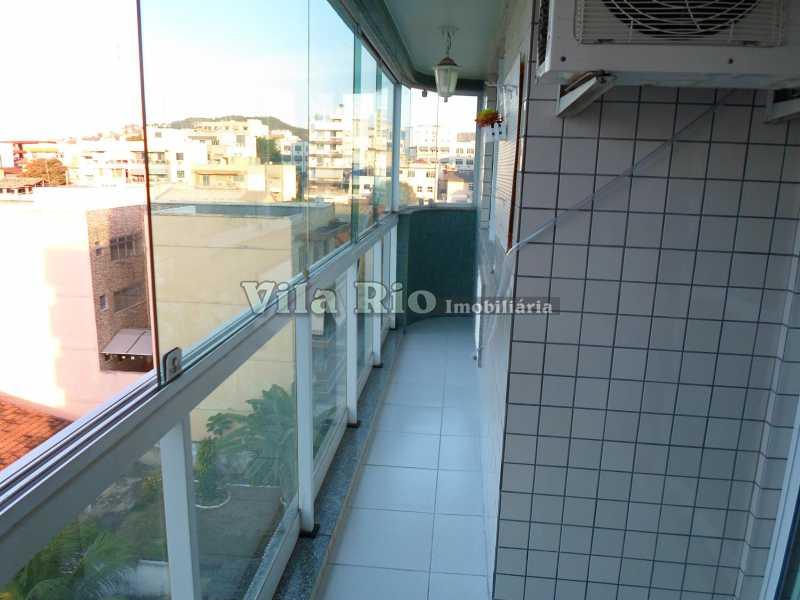 VARANDA - Cobertura Vila da Penha, Rio de Janeiro, RJ À Venda, 3 Quartos, 116m² - VCO30011 - 31