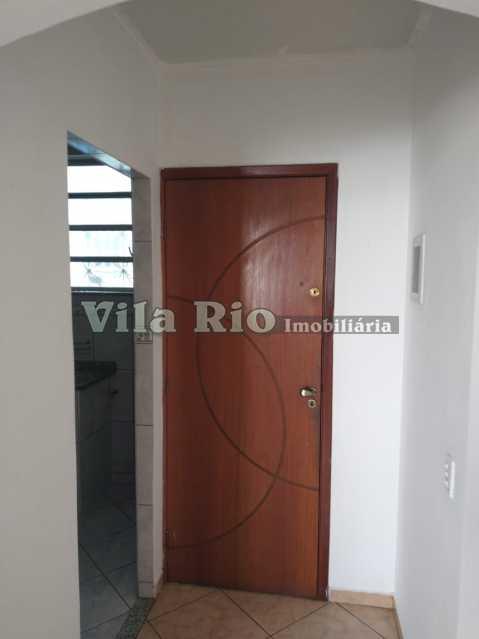CIRCULAÇÃO - Apartamento 2 quartos à venda Cordovil, Rio de Janeiro - R$ 155.000 - VAP20475 - 11