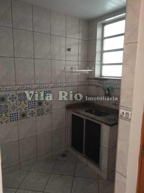 COZINHA 1 - Apartamento 2 quartos à venda Cordovil, Rio de Janeiro - R$ 155.000 - VAP20475 - 12