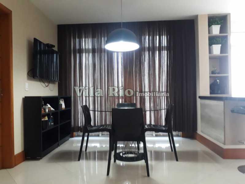 SALA 2 - Cobertura 4 quartos à venda Irajá, Rio de Janeiro - R$ 600.000 - VCO40004 - 1