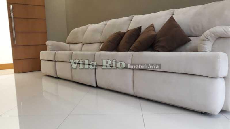 SALA 3 - Cobertura 4 quartos à venda Irajá, Rio de Janeiro - R$ 600.000 - VCO40004 - 3