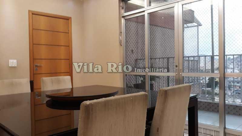 SALA 4 - Cobertura 4 quartos à venda Irajá, Rio de Janeiro - R$ 600.000 - VCO40004 - 4