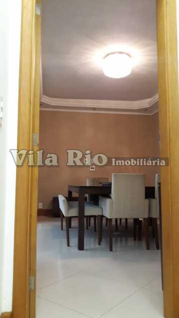 SALA 5 - Cobertura 4 quartos à venda Irajá, Rio de Janeiro - R$ 600.000 - VCO40004 - 5