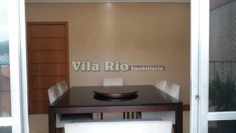 SALA 6 - Cobertura 4 quartos à venda Irajá, Rio de Janeiro - R$ 600.000 - VCO40004 - 6