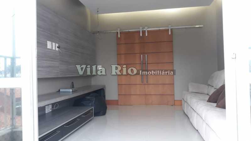 SALA - Cobertura 4 quartos à venda Irajá, Rio de Janeiro - R$ 600.000 - VCO40004 - 8