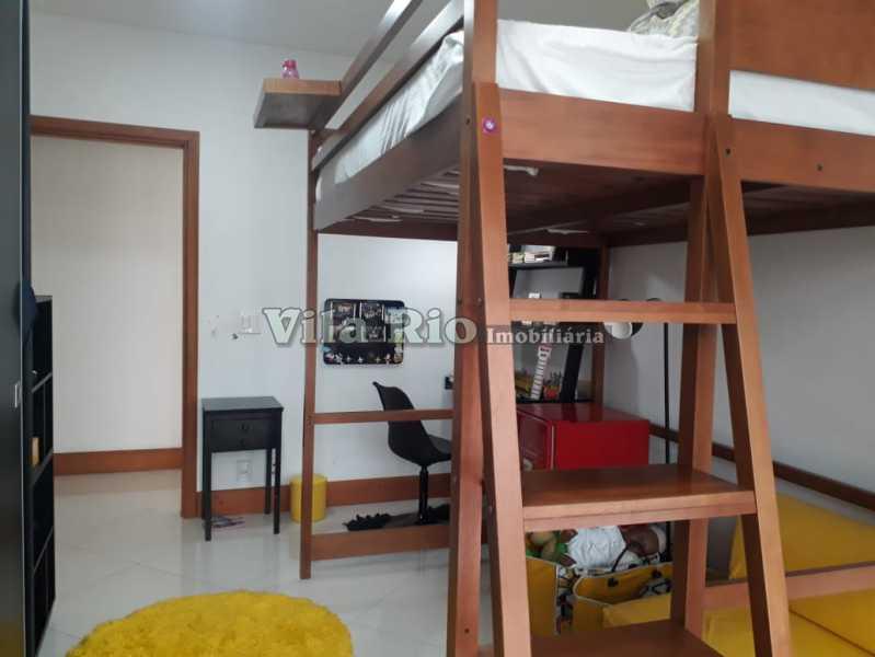 QUARTO1 - Cobertura 4 quartos à venda Irajá, Rio de Janeiro - R$ 600.000 - VCO40004 - 14