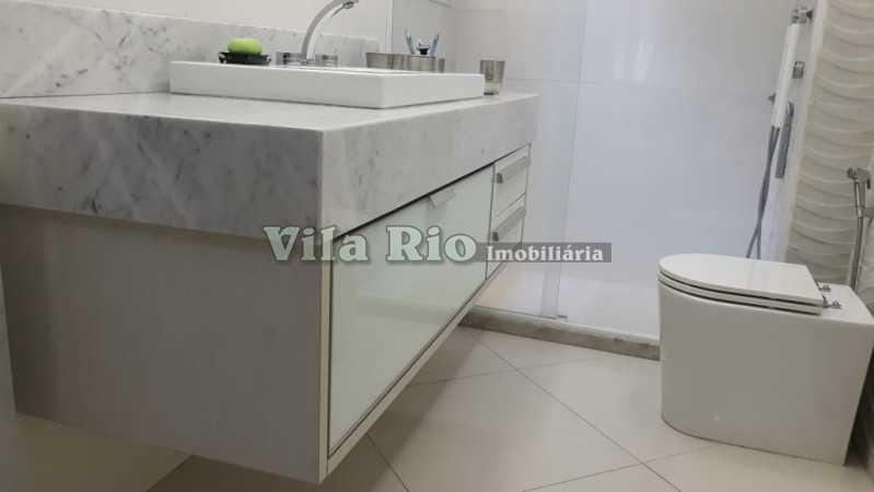 BANHEIRO 2 - Cobertura 4 quartos à venda Irajá, Rio de Janeiro - R$ 600.000 - VCO40004 - 16