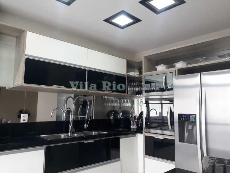 COZINHA 1 - Cobertura 4 quartos à venda Irajá, Rio de Janeiro - R$ 600.000 - VCO40004 - 20