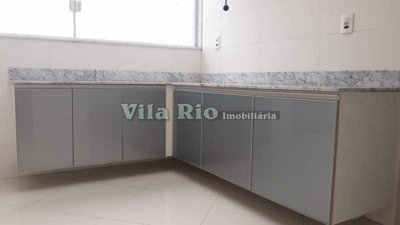 COZINHA 2 - Cobertura 4 quartos à venda Irajá, Rio de Janeiro - R$ 600.000 - VCO40004 - 21