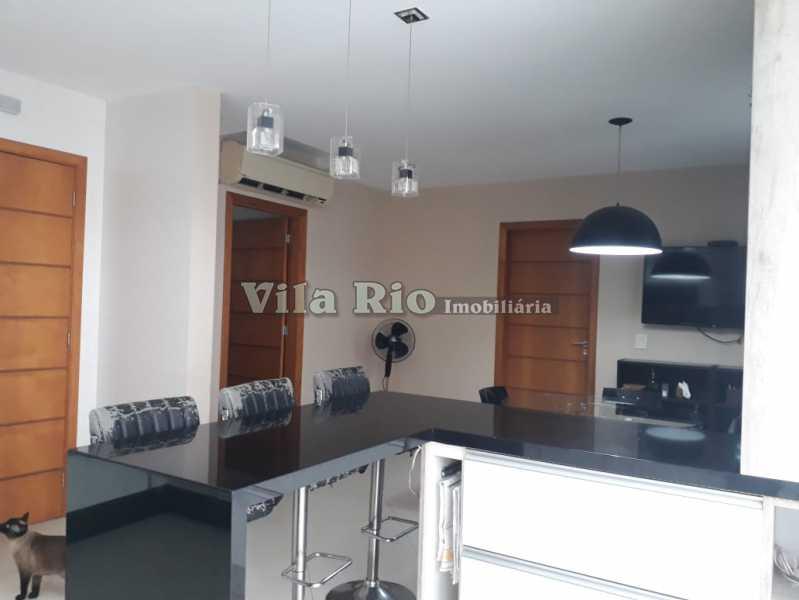 COZINHA 4 - Cobertura 4 quartos à venda Irajá, Rio de Janeiro - R$ 600.000 - VCO40004 - 23