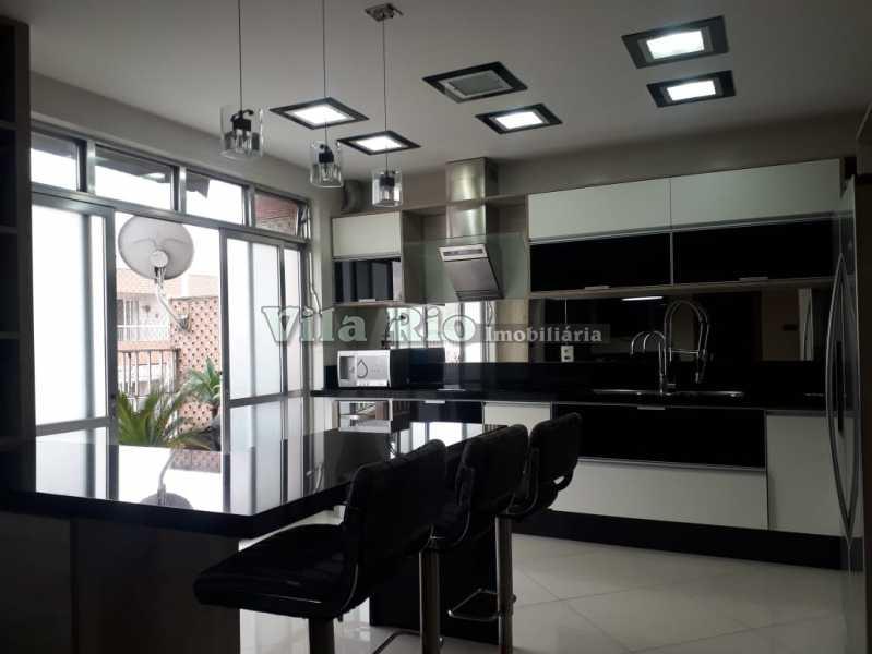 COZINHA1 - Cobertura 4 quartos à venda Irajá, Rio de Janeiro - R$ 600.000 - VCO40004 - 25
