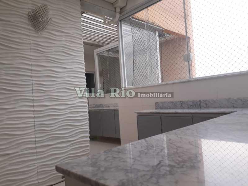 AREA 3 - Cobertura 4 quartos à venda Irajá, Rio de Janeiro - R$ 600.000 - VCO40004 - 27