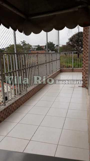 VARANDA 1 - Cobertura 4 quartos à venda Irajá, Rio de Janeiro - R$ 600.000 - VCO40004 - 29