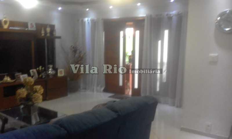 SALA 1. - Casa 5 quartos à venda Vila da Penha, Rio de Janeiro - R$ 1.290.000 - VCA50007 - 1