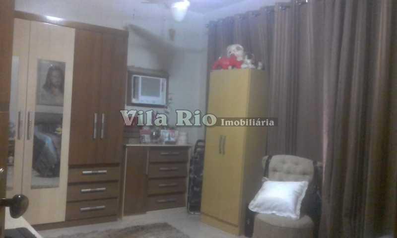 QUARTO 1. - Casa 5 quartos à venda Vila da Penha, Rio de Janeiro - R$ 1.290.000 - VCA50007 - 4