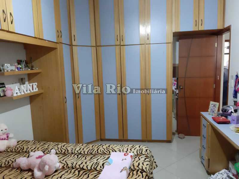 QUARTO 3. - Casa 5 quartos à venda Vila da Penha, Rio de Janeiro - R$ 1.290.000 - VCA50007 - 6