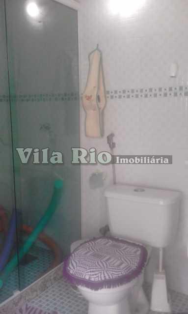BANHEIRO 1. - Casa 5 quartos à venda Vila da Penha, Rio de Janeiro - R$ 1.290.000 - VCA50007 - 13