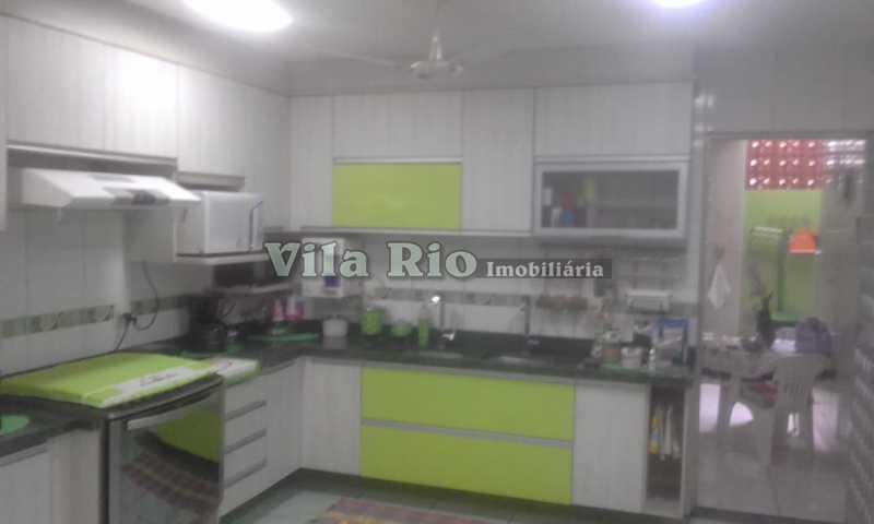 COZINHA 1. - Casa 5 quartos à venda Vila da Penha, Rio de Janeiro - R$ 1.290.000 - VCA50007 - 19