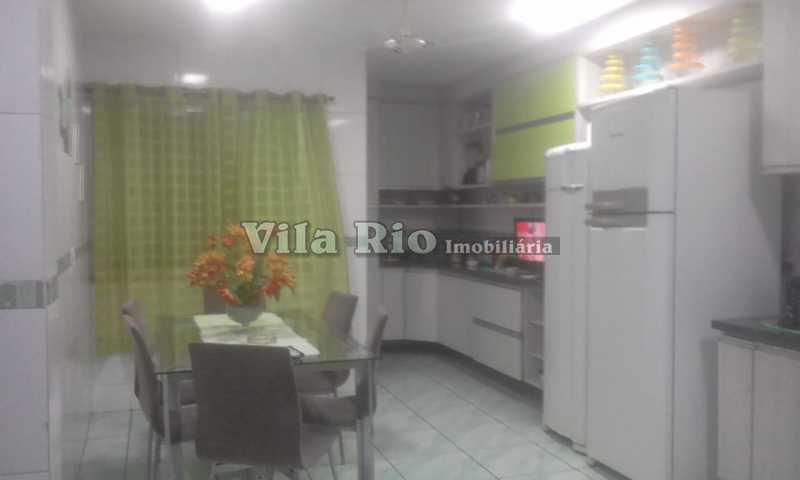 COZINHA1. - Casa 5 quartos à venda Vila da Penha, Rio de Janeiro - R$ 1.290.000 - VCA50007 - 23