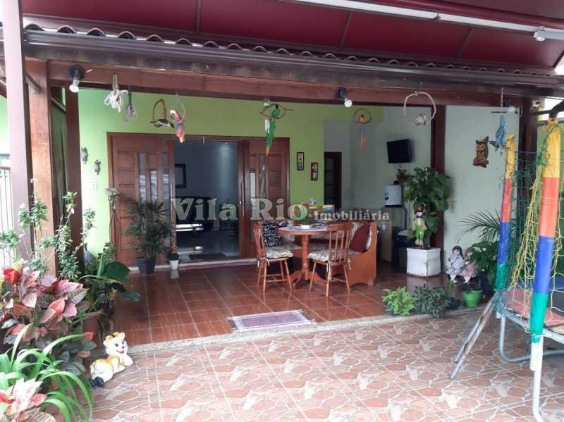 FRENTE. - Casa 5 quartos à venda Vila da Penha, Rio de Janeiro - R$ 1.290.000 - VCA50007 - 24