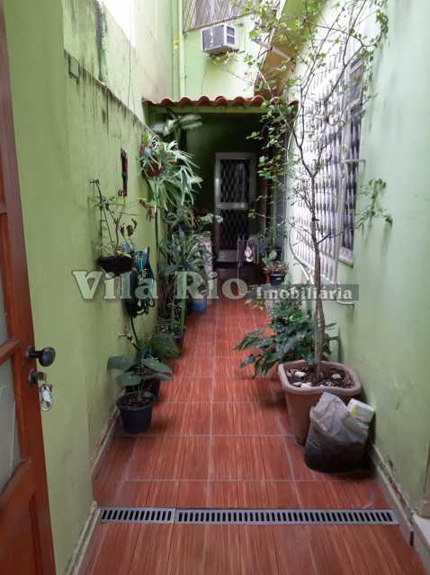 LATERAL. - Casa 5 quartos à venda Vila da Penha, Rio de Janeiro - R$ 1.290.000 - VCA50007 - 25