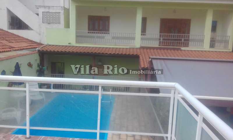 PISCINA 1. - Casa 5 quartos à venda Vila da Penha, Rio de Janeiro - R$ 1.290.000 - VCA50007 - 26