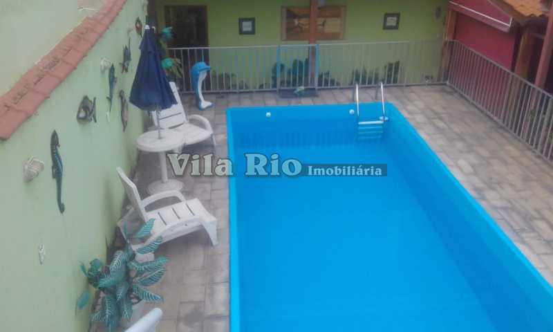PISCINA 2. - Casa 5 quartos à venda Vila da Penha, Rio de Janeiro - R$ 1.290.000 - VCA50007 - 27