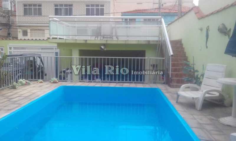 PISCINA 3. - Casa 5 quartos à venda Vila da Penha, Rio de Janeiro - R$ 1.290.000 - VCA50007 - 28