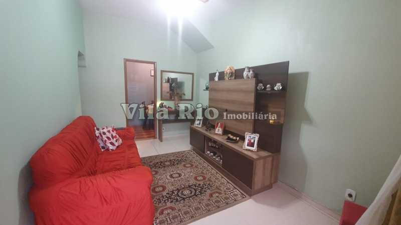 Sala - Apartamento 2 Quartos À Venda Vila Kosmos, Rio de Janeiro - R$ 280.000 - VAP20478 - 1