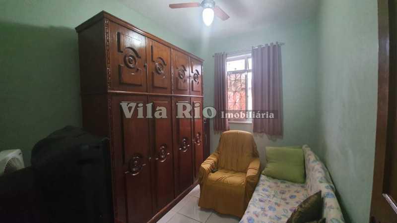 Quarto1 - Apartamento 2 Quartos À Venda Vila Kosmos, Rio de Janeiro - R$ 280.000 - VAP20478 - 3