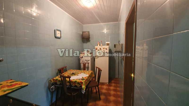 Cozinha - Apartamento 2 Quartos À Venda Vila Kosmos, Rio de Janeiro - R$ 280.000 - VAP20478 - 8
