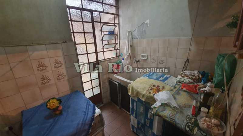 Area de serviço - Apartamento 2 Quartos À Venda Vila Kosmos, Rio de Janeiro - R$ 280.000 - VAP20478 - 10