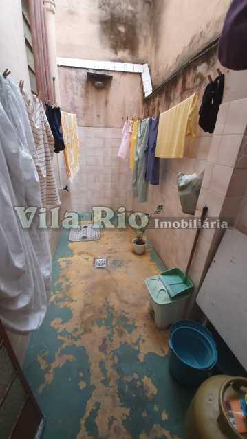 Area externa - Apartamento 2 Quartos À Venda Vila Kosmos, Rio de Janeiro - R$ 280.000 - VAP20478 - 11