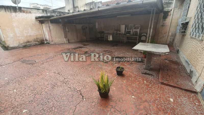 Quintal - Apartamento 2 Quartos À Venda Vila Kosmos, Rio de Janeiro - R$ 280.000 - VAP20478 - 13