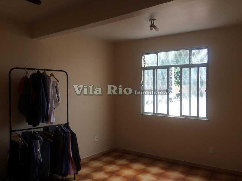 Quarto1 - Casa Vila Kosmos,Rio de Janeiro,RJ À Venda,2 Quartos,110m² - VCA20044 - 4