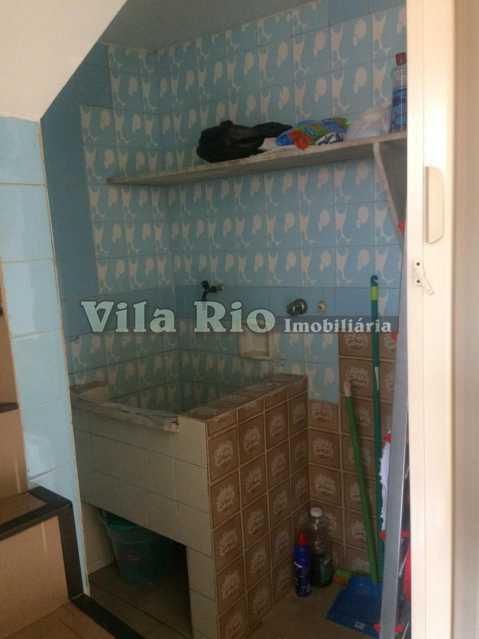 Area - Casa Vila Kosmos,Rio de Janeiro,RJ À Venda,2 Quartos,110m² - VCA20044 - 12