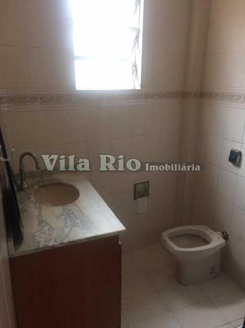 Banheiro - Casa Vila Kosmos,Rio de Janeiro,RJ À Venda,2 Quartos,110m² - VCA20044 - 9