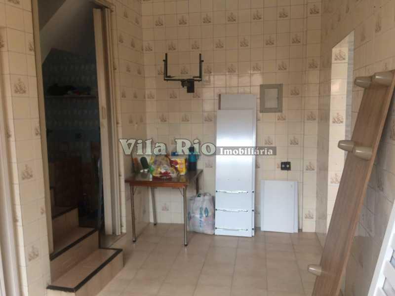 Cozinha - Casa Vila Kosmos,Rio de Janeiro,RJ À Venda,2 Quartos,110m² - VCA20044 - 10