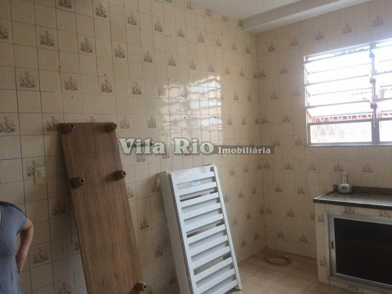Cozinha1 - Casa Vila Kosmos,Rio de Janeiro,RJ À Venda,2 Quartos,110m² - VCA20044 - 11